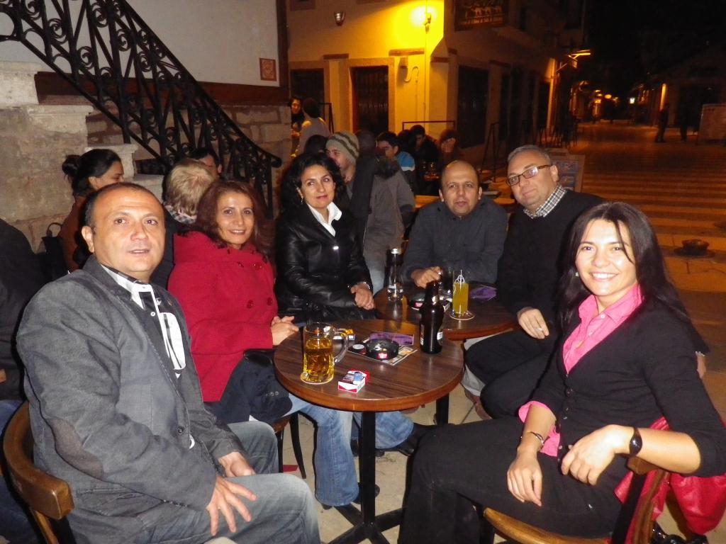 Arzu Birthday Party Group