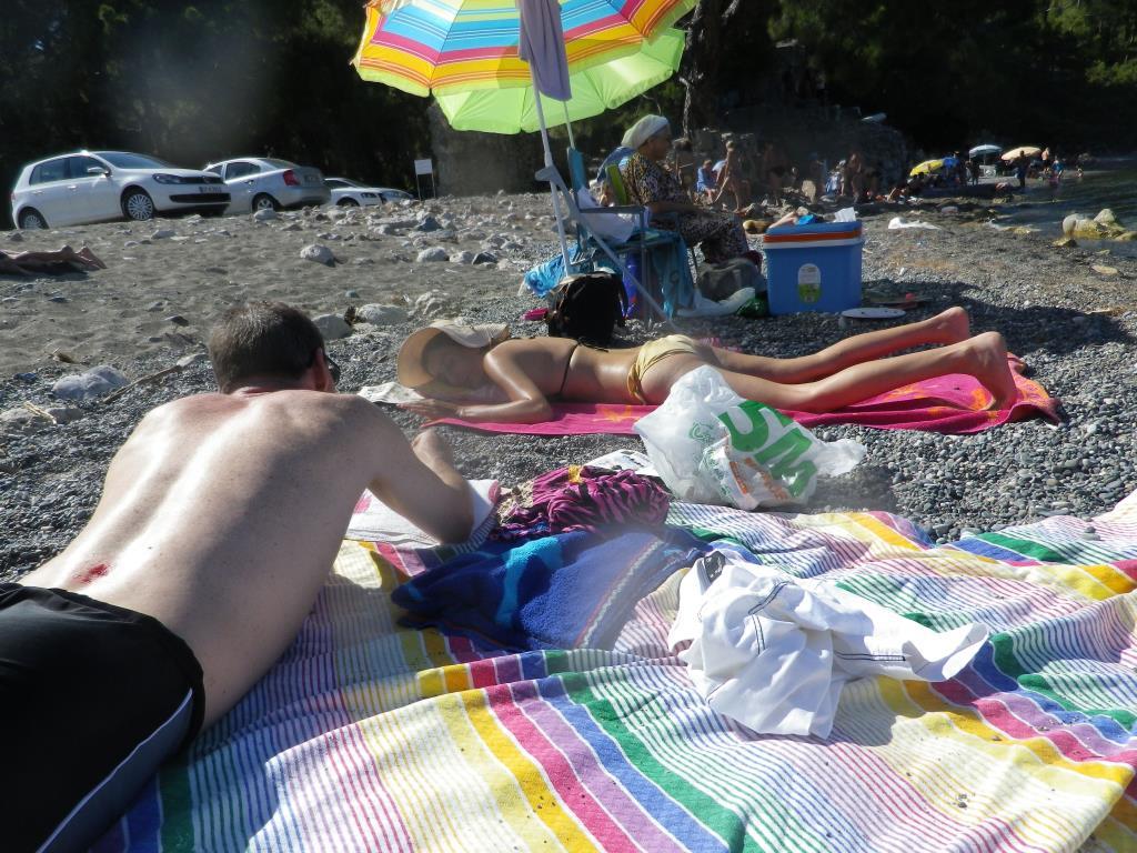 Phaselis Beach
